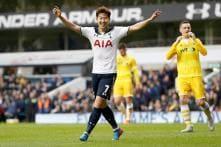 FA Cup: Son Nets Hat-trick as Tottenham Crush Millwall 6-0 to Reach Semis