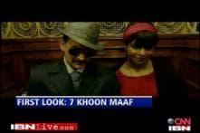 First look of the movie 'Saat Khoon Maaf'