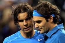 Nadal, Federer on track for desert showdown at Indian Wells