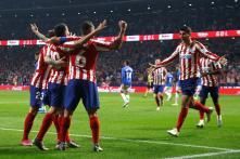 La Liga: Alvaro Morata on Target Again as Atletico Madrid Go 2nd on League Table