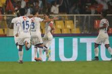 ISL: Sereno Strike Helps Chennaiyin beat FC Pune City