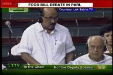 Watch: KV Thomas initiates discussion on Food Bill in Lok Sabha