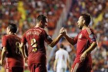 La Liga: Valencia up to second thanks to 3-0 win at Getafe