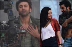 Ranbir Kapoor, Alia Bhatt Dancing for Brahmastra Song in Varanasi is Lit