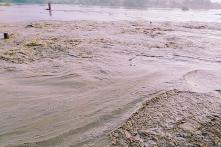 Water Level in Yamuna River Starts Receding, Rail Traffic on Old Yamuna Bridge Restored