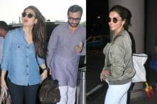 Deepika Looks Effortlessly Chic, Saif-Kareena Make A Stylish Couple