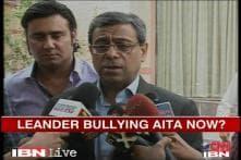 Action against Bhupathi, Bopanna after Olympics: AITA