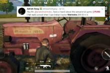 The Internet  Just Cannot Keep Calm After Discovering Mahindra Tractor in PUBG