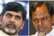 Did Chandrababu Naidu And KCR Bury Hatchet to Save Each Other?