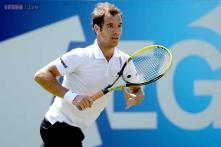 Top seed Richard Gasquet shows grasscourt pedigree at Eastbourne