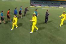 AustraliaVsNewZealand: Teams Awkwardly Shrugs Off Post-Match Handshake over Coronavirus Fears