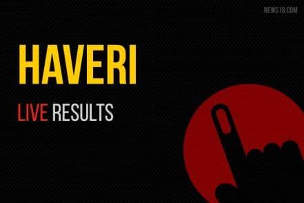 Haveri Election Results 2019 Live Updates: Udasi. S.C. of BJP Wins