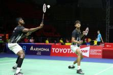 China Open: Satwik-Chirag Defeat World No.6 Pair Again to Reach Quarter-finals