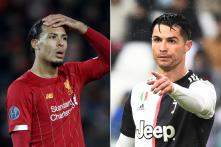 Cristiano Ronaldo's Sister Furious With Virgil van Dijk's Joke on His Absence From Ballon d'Or