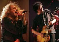 Led Zeppelin rocks British politicians