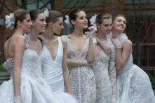 Bridal Fashion Week in New York