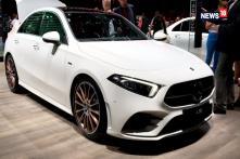 Paris Motor Show 2018: First Look of Mercedes-Benz A-Class Saloon