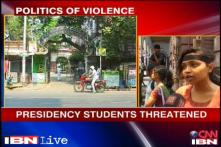 TMC cadre threatened us with rape: Presidency University students