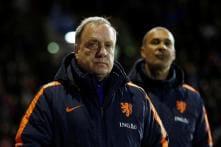 Dick Advocaat to Coach Sparta Rotterdam