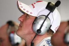 Schumacher's race descends into comedy of errors