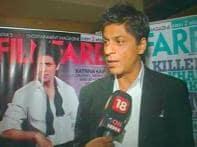 Shah Rukh says he is more like Surinder of <i>Rab Ne...</i>
