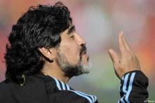 Diego Maradona all set to resume playing career at 53