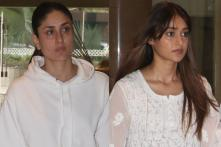 Vikram Phadnis' Mother's Prayer Meet: Bollywood Stars Pay Tribute