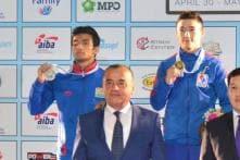 Shiva Thapa Settles for Silver at Asian Boxing Championships