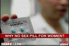 Viagra's 15th anniversary: Why no sex pills for women?