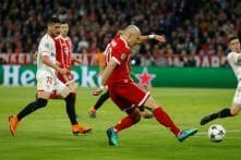 Bayern Munich Toil But Overcome Sevilla to Reach Semi-finals