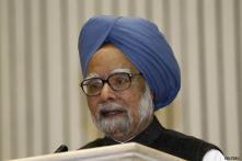 Manmohan Singh calls for focus on poverty eradication