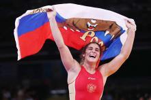 Olympics: Vorobieva wins 72kg wrestling gold