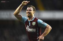 Burnley's Ashley Barnes may miss most of next season