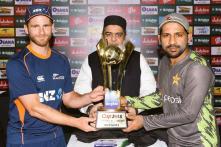 Pakistan Hope to Break Losing Streak Against New Zealand in Abu Dhabi