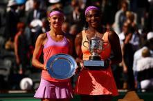 French Open Women's Final: Serena Williams vs Lucie Safarova