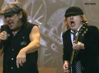AC/DC win first Grammy for <i>War Machine</i>
