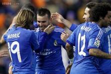 Jese Rodriguez earns Real Madrid vital victory over Valencia