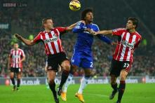 EPL: Sunderland hold league leaders Chelsea to a goalless draw