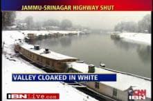 Kashmir gets season's first snowfall