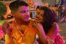 Nick Jonas Celebrates First Holi with Priyanka Chopra in 'Second Home' India