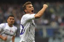AC Milan targeting Fiorentina forward Adem Ljajic