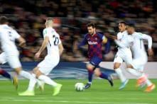 La Liga: Relief for Barcelona as Lionel Messi Ensures Quique Setien Enjoys Winning Start
