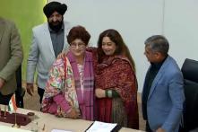 BJP's Raj Bala Malik Elected as New Mayor of Chandigarh Municipal Corporation