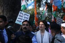 Congress Takes out Peace March against Delhi violence; Senior Leaders in Attendance