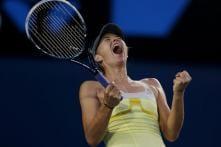Sharapova thrashes Venus to storm into 4th round