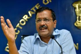 'Abki Baar Teen Paar' Would be BJP's Slogan for Delhi Assembly Elections, Says Arvind Kejriwal