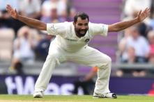 Wickets Depend on Luck Sometimes, Says Frustrated Yet Improved Shami