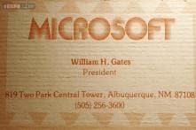 40 years of Microsoft: 40 milestones in Microsoft's history
