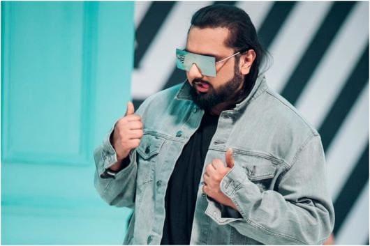 Image of Honey Singh, courtesy of Instagram
