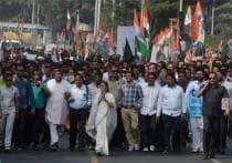 Reports of BJP Supporters Wearing 'Lungi', Skullcaps to Attack Train in Murshidabad True, Says Mamata